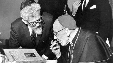 Les catholiques et les juifs depuis Vatican II