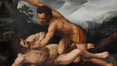Le mal, le fratricide, des figures bibliques