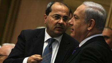 Netanyahou s'ouvre aux partis arabes