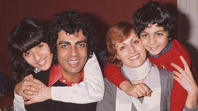 Enrico Macias et la famille Ghrénassia