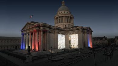 La mémoire au Panthéon