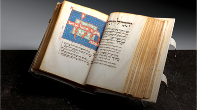 Le patrimoine juif français perd sa Joconde