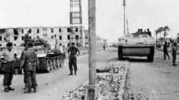 Suez: la guerre vue d'Israël