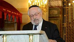 Hommage au Grand Rabbin Shilli