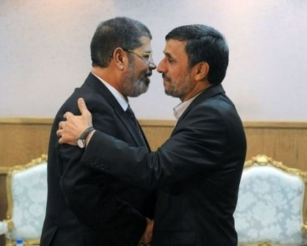 Israël, entre l'Egypte et l'Iran