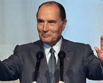 Mitterrand et Moati