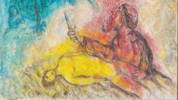 Vayera: la ligature d'Isaac