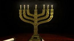 Beaalote'ha: un chandelier pour sept facultés