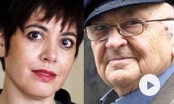 Aharon Appelfeld et Valérie Zenatti