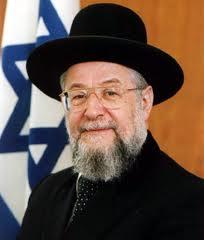 Loulek, l'enfant de Buchenwald qui devient grand rabbin d'Israël (en hébreu)