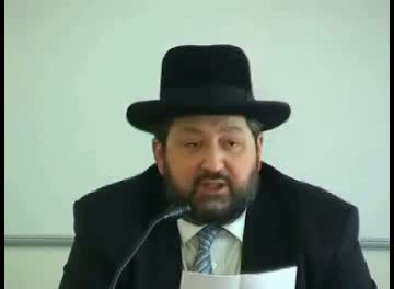L'honneur du Rabbinat