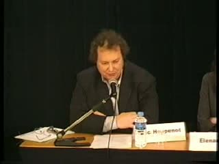 Lecture lévinassienne de Blanchot
