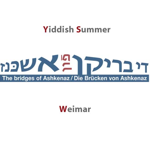 Yiddish Summer Weimar