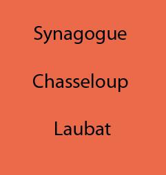 Synagogue de la rue Chasseloup Laubat