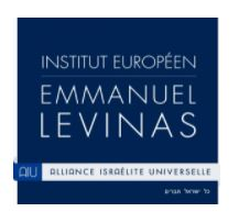 Institut européen Emmanuel Levinas