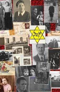Anonymes, Justes et persécutés durant la période nazie